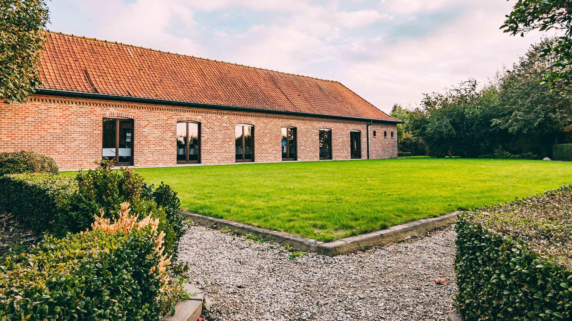 Den Artois - Feestzaal - Geluwe - tuin