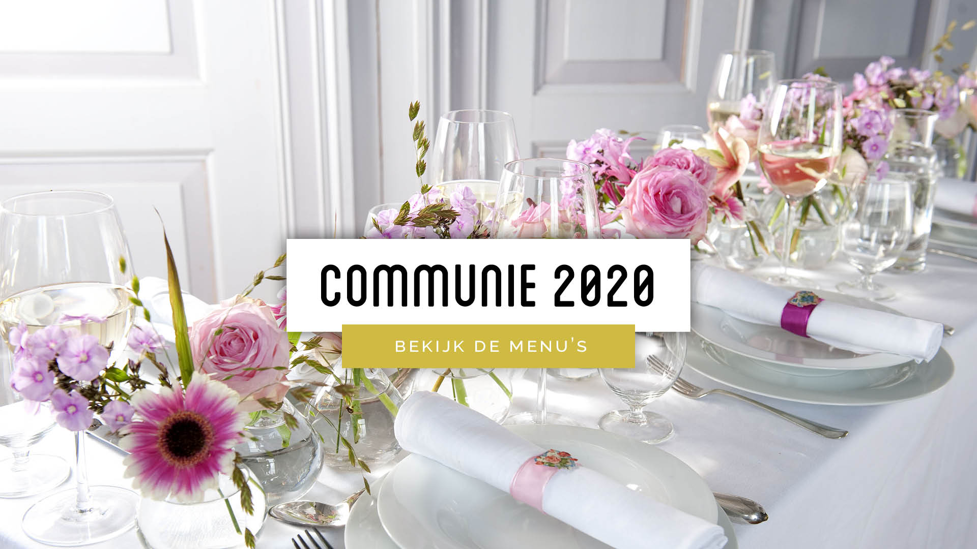 Traiteur Vincent Communie 2020